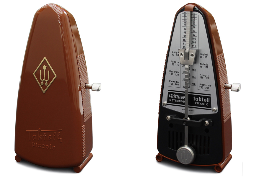 Wittner Metronome Taktell Piccolo Series 830 Made In Germany